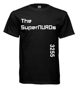 SuperNURDs Black #3