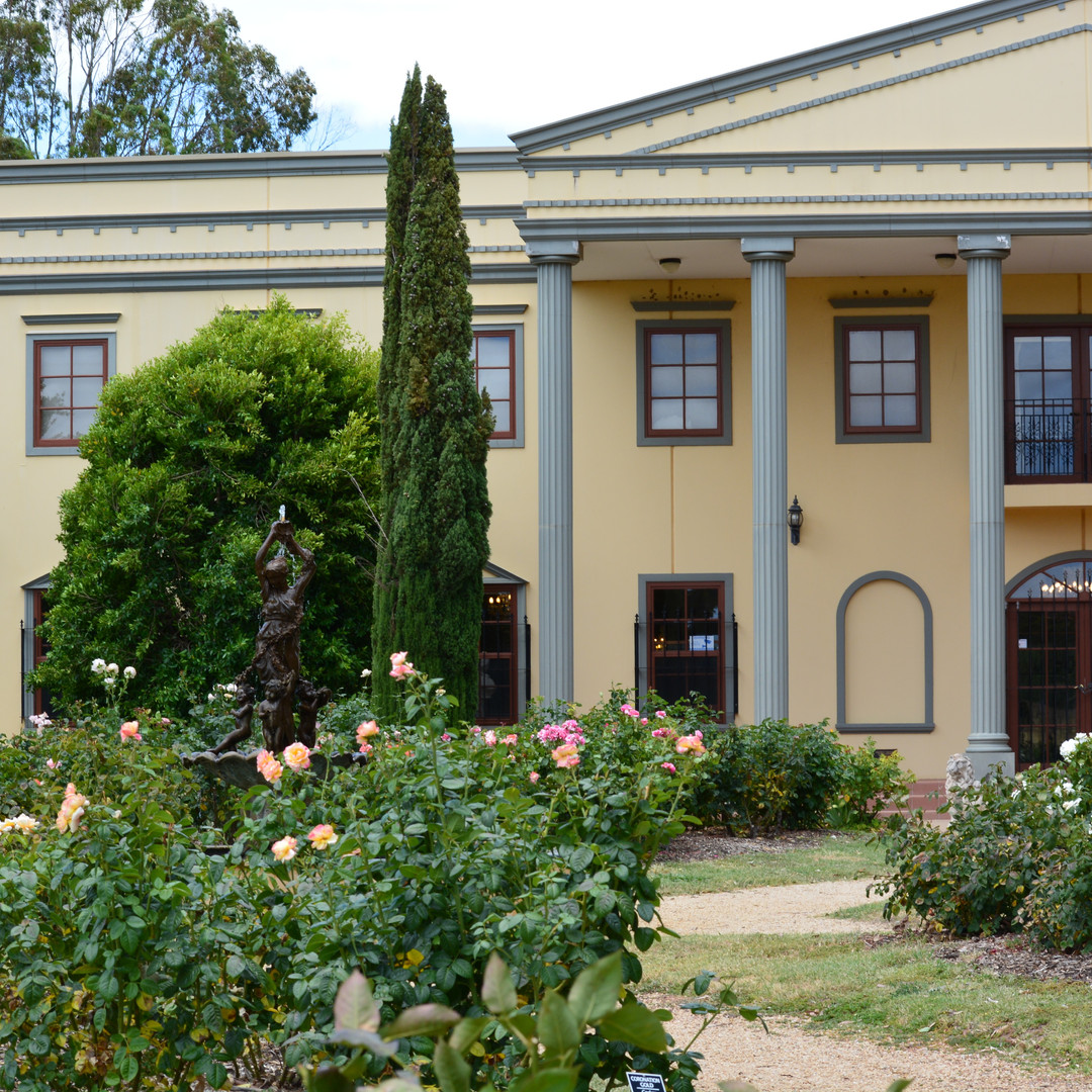 Chateau Barossa Rose Garden