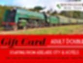 South Coast Wine Train 2019 GIFT CARD EX
