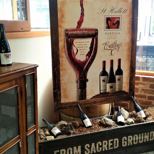 St Hallett Wines From Sacred Ground