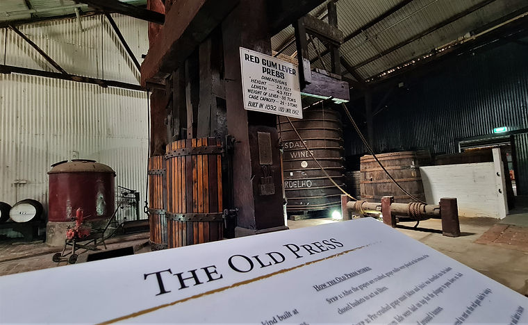 The Old Press @ Bleasdale