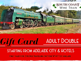 Copy of South Coast Wine Train 2021 GIFT