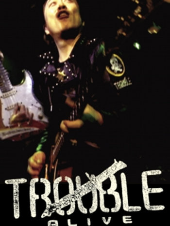 TROUBLE ALIVE~Live at HARAJUKU 2010.4.13