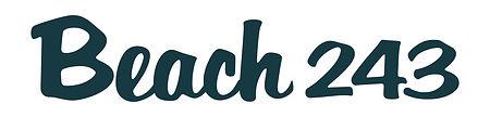 Beach 243 logo -long version.jpg