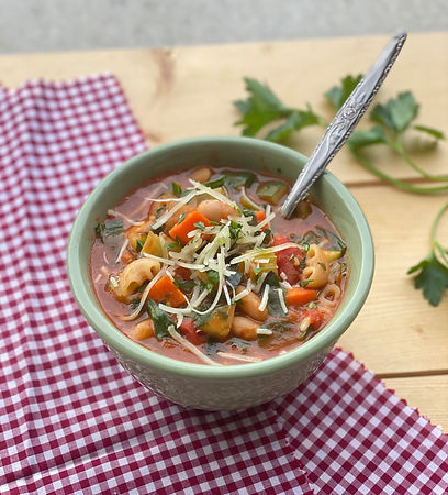 Soup in Summer