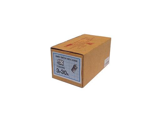 คัทเอาท์ Chang 3P30 3P60A 3P100A