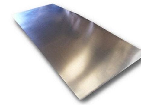 อลูมีเนียมแผ่นเรียบ หนา 100 cm x 2.4m
