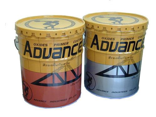 สีกันสนิม Advace