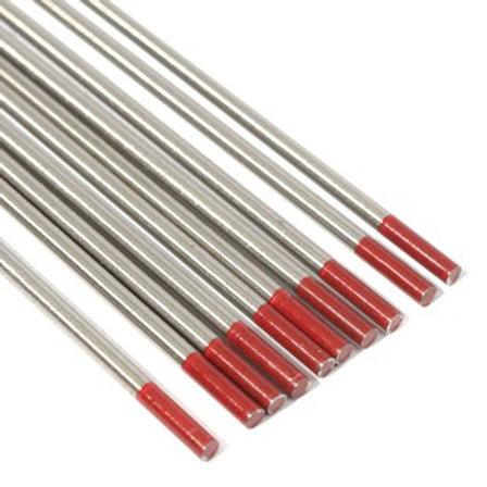 ลวดเชื่อมทังสเตน สีแดง SUMO 2.4 mm