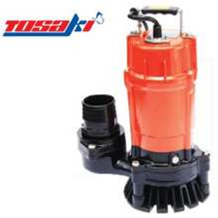 """ปั๊มไดโว่ 2"""" Tosaki TSK500 ฐานยางดูดโคลนและน้ำสะอาด"""