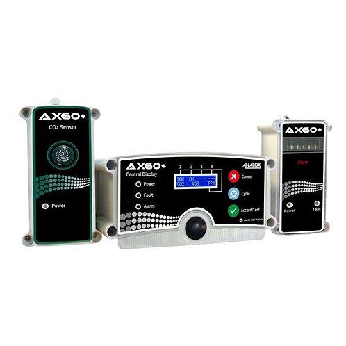 Analox AX60+ CO2 Gas Detector