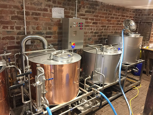 2BBL Professional Micro Brewery System