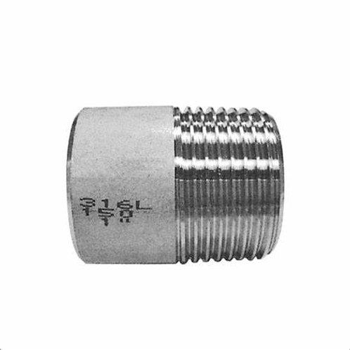 BSP Stainless Steel Weld Nipple (150lb)