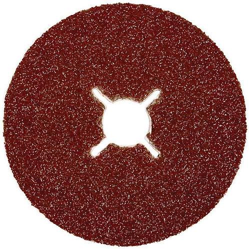 Fibre Sanding Disc AL/OX 115mm