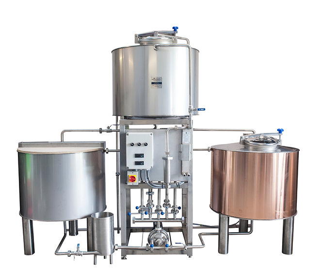 Pureweld Pilot Brewery 100 And 300 Litre Manufacturing