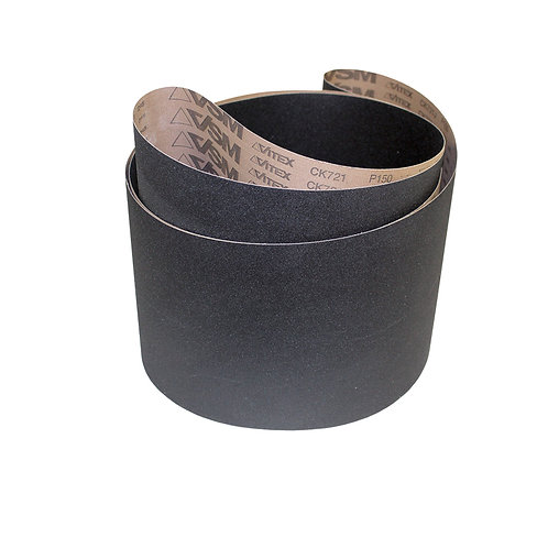 VSM Abrasive Silicon Carbide Belt 50x450mm 120 grit CK721X - Pack of 5