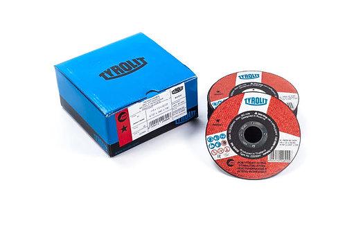 "Tyrolit Cutting Discs 5"" 25pc 222896"