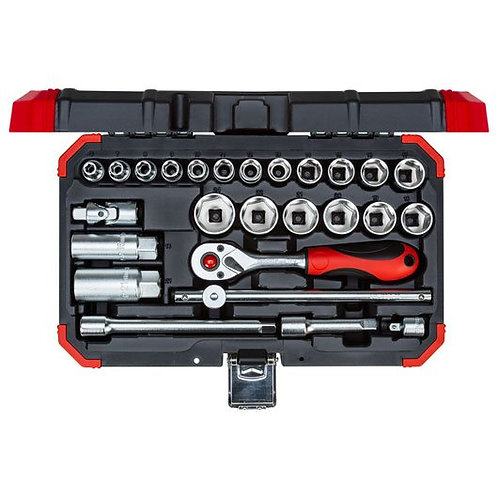 "Gedore R59003026 3/8"" Socket Set 26pcs"