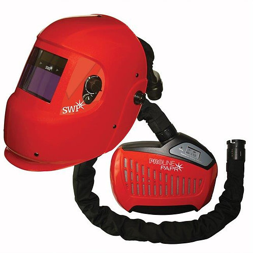 SWP Proline Welding Helmet & PAPR Combination
