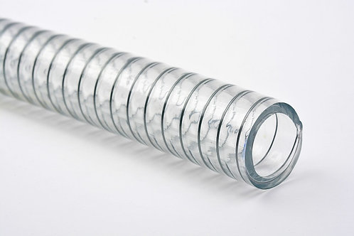 Clear PVC Hose Non Toxic Reinforced Suction & Delivery Hose