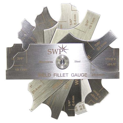 Welding Gauge Set Fillet Type Set