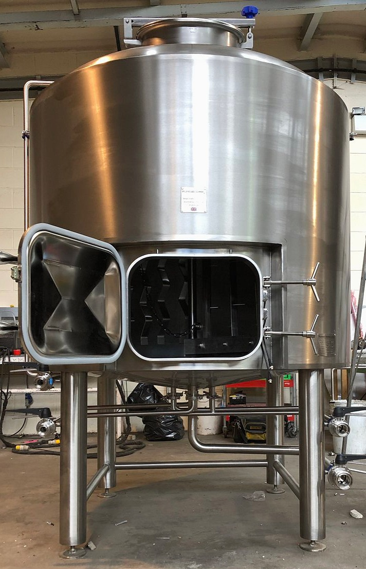 Pureweld Stainless, Mirfield, brewery equipment, brewery