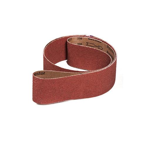 VSM KK711X 150x1200 P100Grit Aluminium Oxide ALOX Cloth Belt - Pack of 5