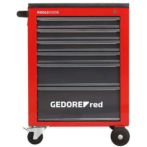Gedore R2015 Workshop Trolley Mechanic with 6 Draws