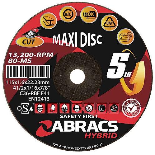 HYBRID 5in1 Maxi Disc