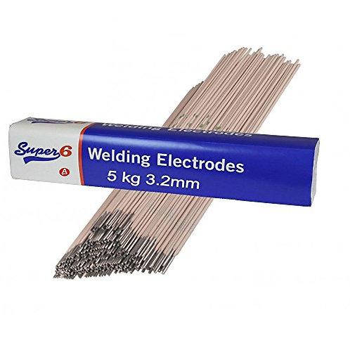 Super 6  E6013 Steel Electrodes 3.2mm 5kg