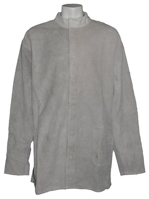 Chrome Leather Jacket