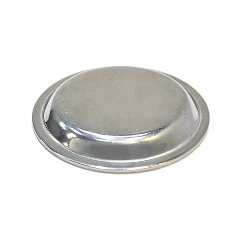 """1-4"""" RJT Blank fitting stainless steel"""