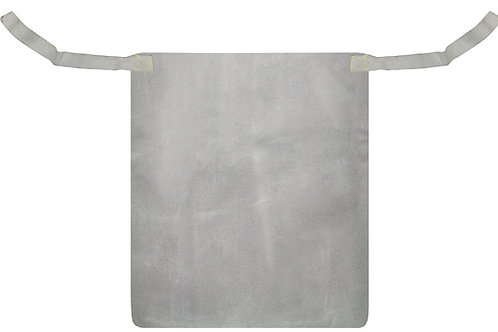 Chrome Leather Protective Aprons with Ties
