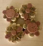 Chamomile flowers, Lavender infused  CBD