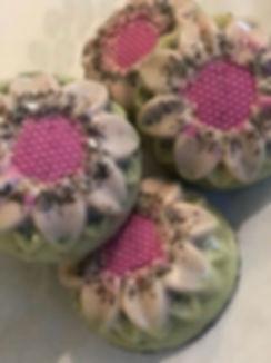 CBD infused soaps_Italian rose Essential