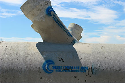 Wye Fitting Concrete Pipe