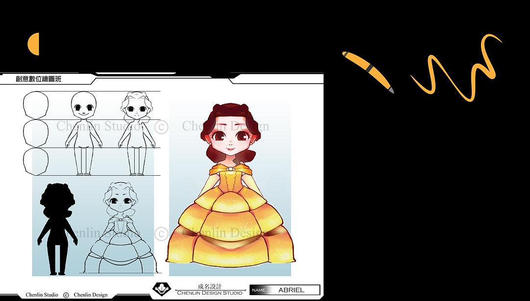 兒童創意數位繪圖班: 電腦繪圖 電繪