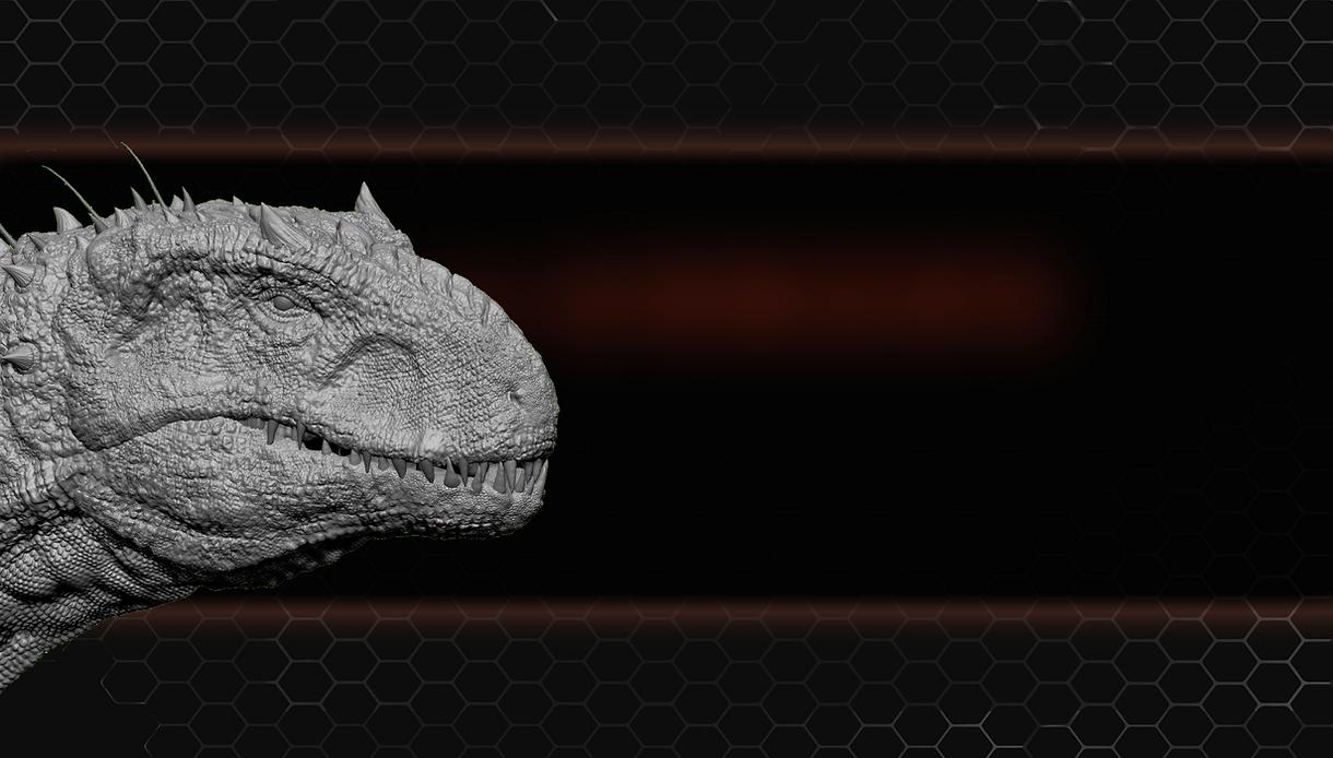 zbrush 恐龍 教學