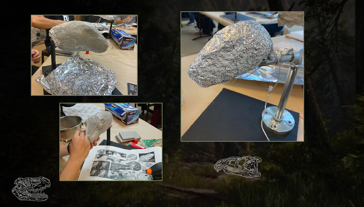 角色概念手工雕塑課程