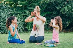 Creativity and Kids Yoga