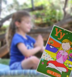 Inspiring Kids Yoga Activities