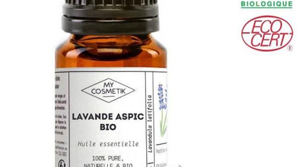 LAVANDE ASPIC 5ml HUILE ESSENTIELLE BIO