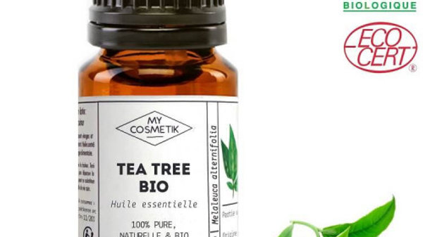 TEA TREE ARBRE A THE HUILE ESSENTIELLE BIO 5ML