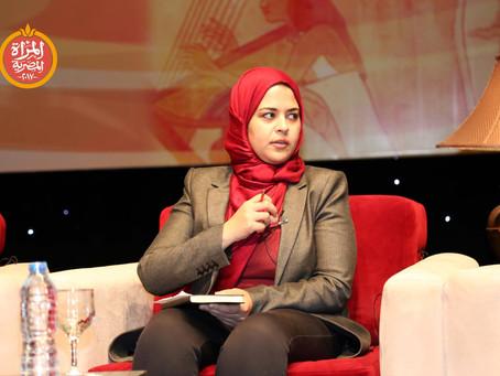 حوار حول إرهاب الإخوان في اعتصام رابعة