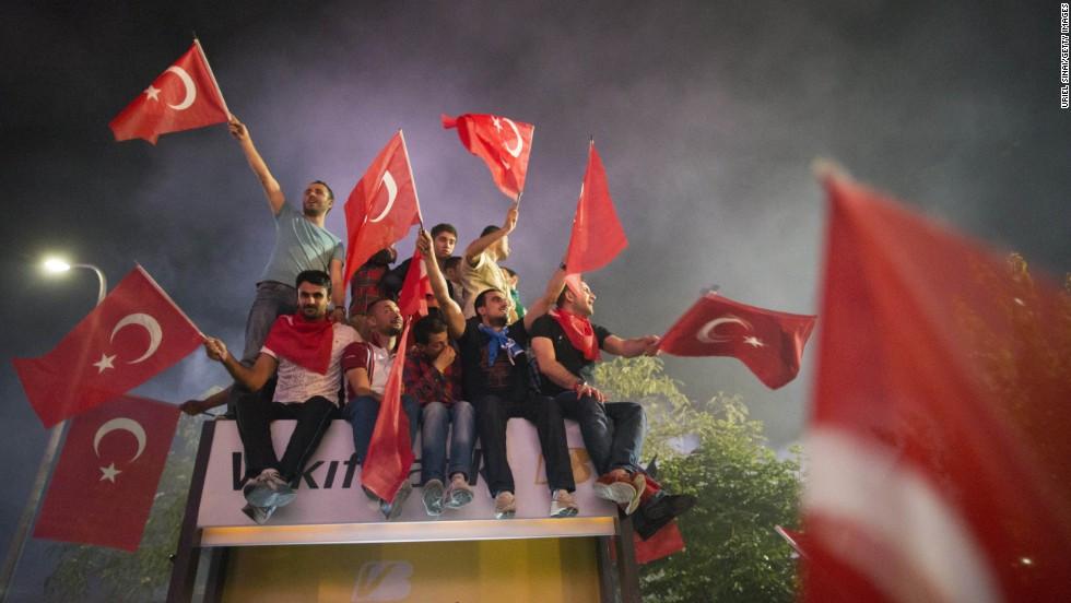 Time for a Turkish revolution against Erdogan?