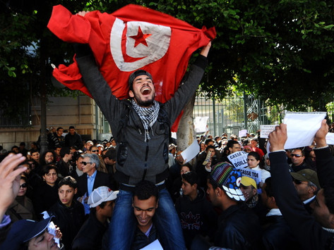 Evaluating the high ambitions of the Arab Spring, ten years later