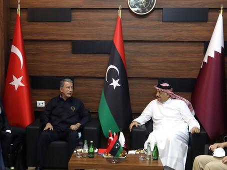 Hulusi Akar's Dilemma in Libya