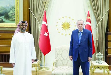 الأثر الإقليمي للتقارب التركي الإماراتي