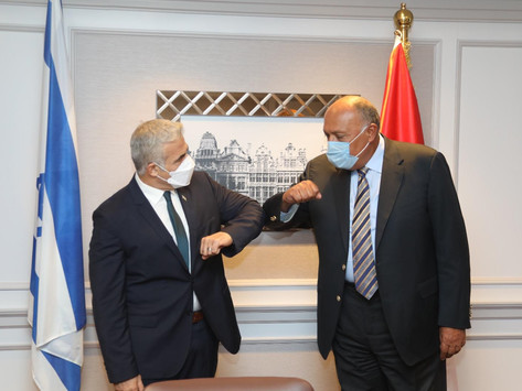 Egypt-Israel Relations Beyond Security Threats