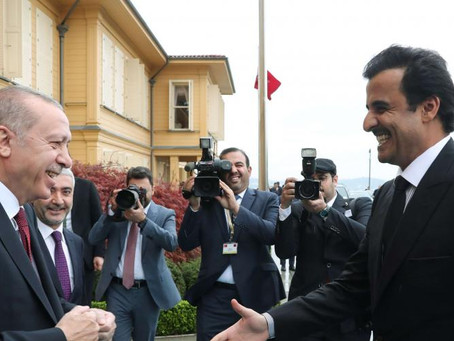 What Caused the Rift between Qatar and Turkey?